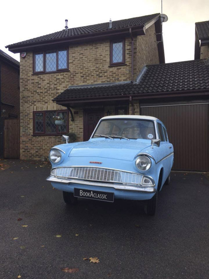 Ford Anglia Hire Deal