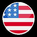 USA VPN  - Free Unlimited Proxy VPN Tunnel icon