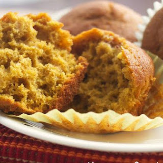 Homemade Pumpkin Muffins