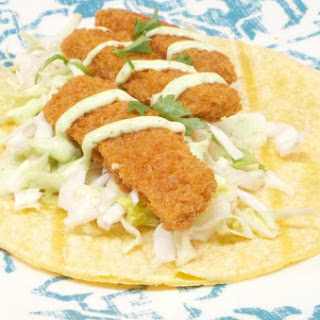 Gorton's Smart & Crunchy Fish Tacos.