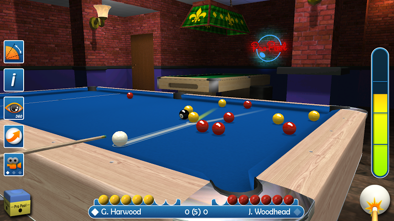 Pro Pool 2018 Screenshot 14