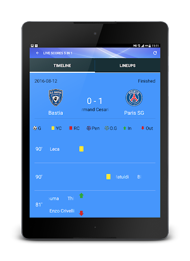 玩免費運動APP|下載LaLiga, EPL, All Leagues Live app不用錢|硬是要APP