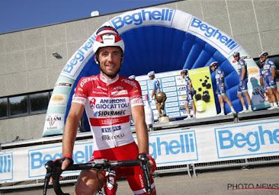 Victoire italienne sur la première étape du Tour de Burgos