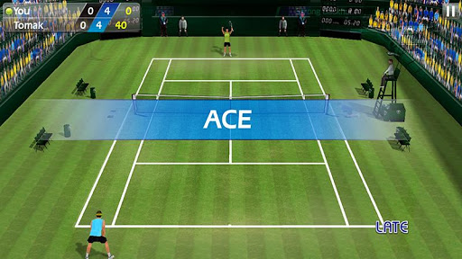 3D Tennis screenshot 2