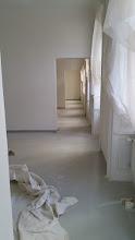 Photo: Pohled na sklad – místnosti 117, 118, 119