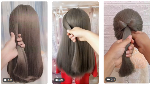 Hairstyle Video Tutorial ss2