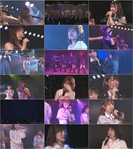 (LIVE)(720p) AKB48 チームB 「ただいま 恋愛中」公演 渡辺麻友 生誕祭 Live 720p 170904