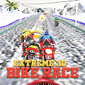 Extreme 3D Bike Race Challenge icon