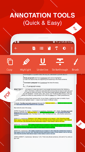 PDF Reader for Android 11.1 Apk for Android 7
