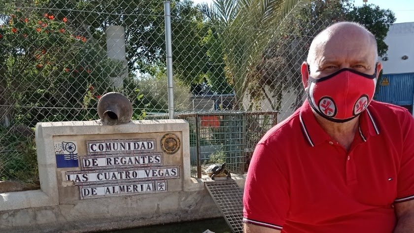 José Antonio Pérez Sánchez, presidente de CGUAL.