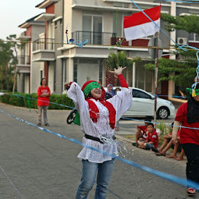 Independence Day Festival by Wawan Adi - People Street & Candids
