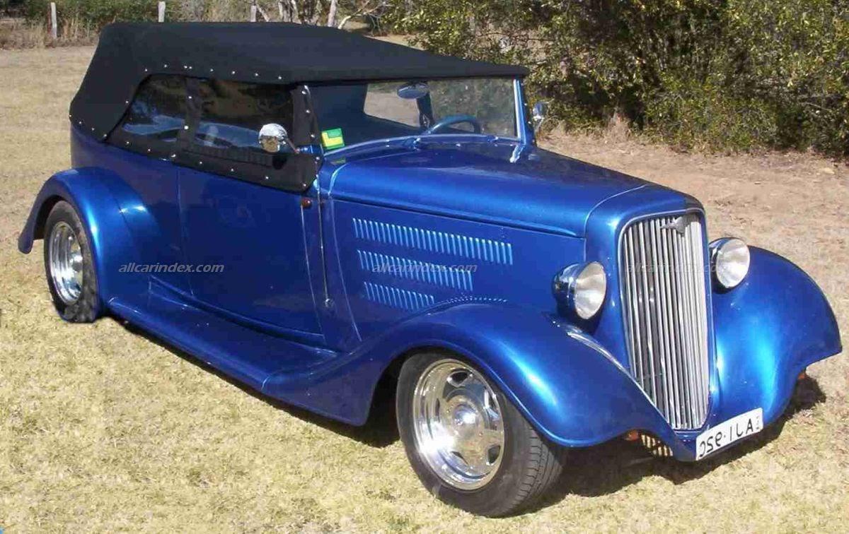 Australian Kit Car