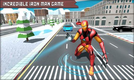 Iron Superhero War - Superhero Games 1.15 screenshots 4