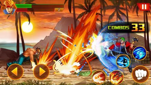 Street Boxing kung fu fighter 1.0.0 screenshots 2