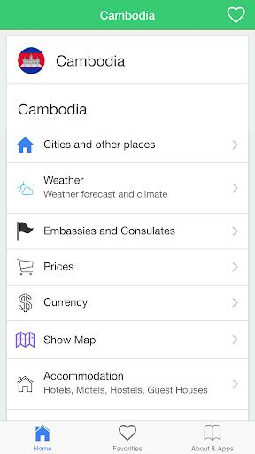Cambodia Travel Trip