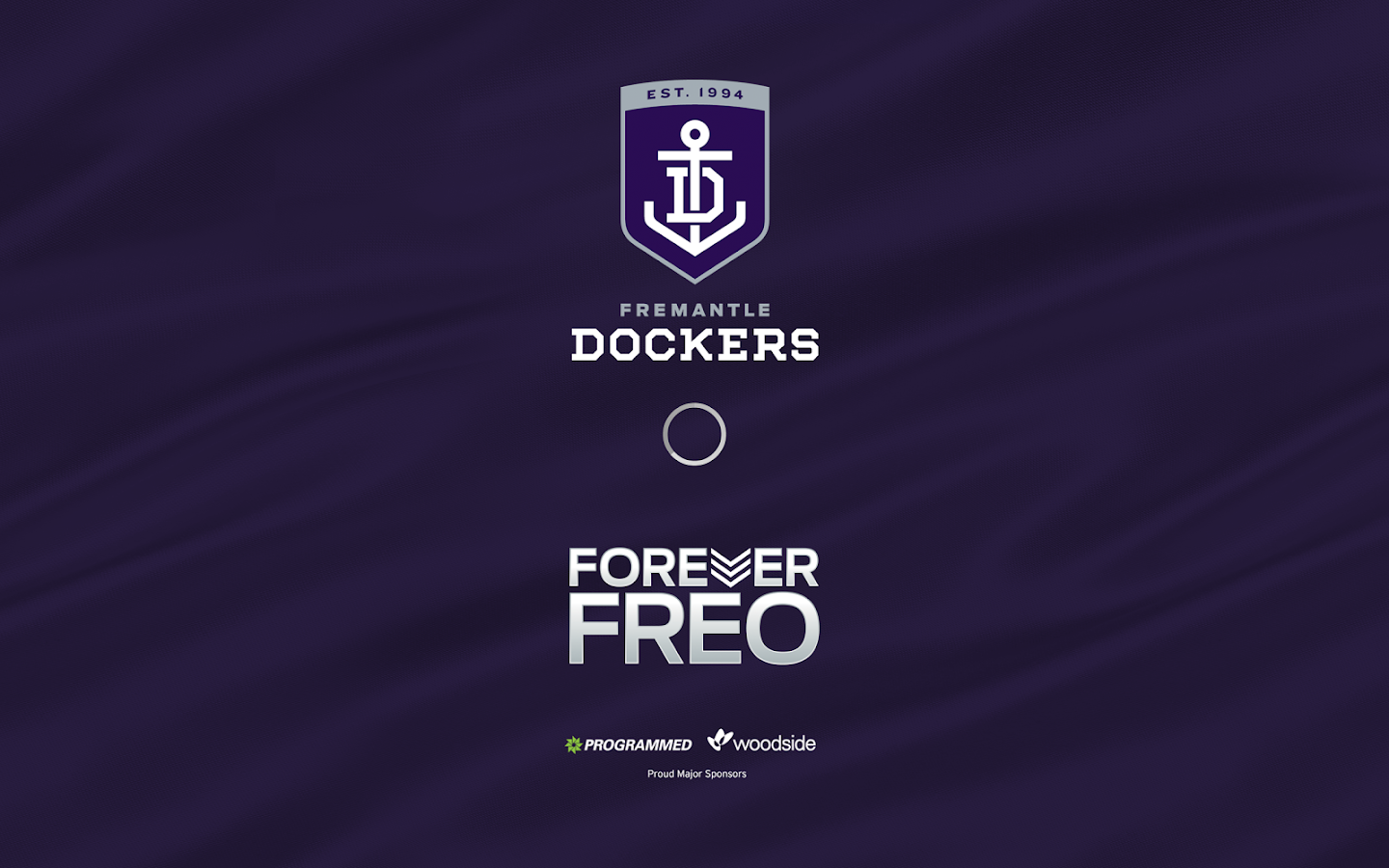 Fremantle Dockers Official App- screenshot