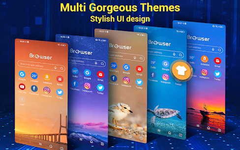 Browser for Android  Apk Latest Version Download For Android 9