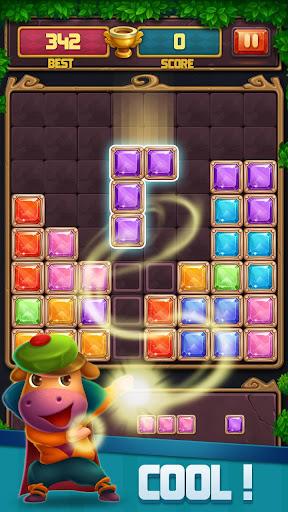 Block Puzzle Jewels Blitz Brick 2019 screenshot 4