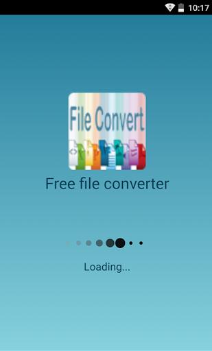フリーファイルコンバータ