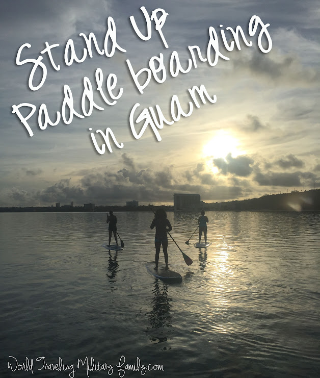 Stand Up Paddle boarding in Guam
