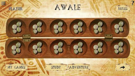 Awale Online - Oware Awari apkpoly screenshots 12