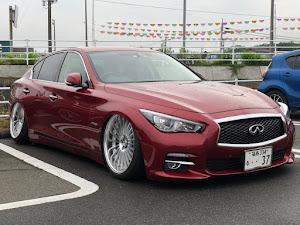 スカイライン HV37 typePのカスタム事例画像 伸弥@赤い車さんの2020年06月27日13:12の投稿