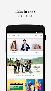 Vilara-Online Shopping App screenshot 0