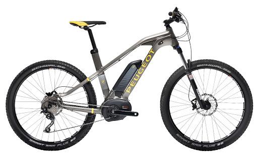 Peugeot - EM01 We-Cycle