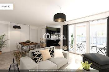 appartement à Bordeaux (33)