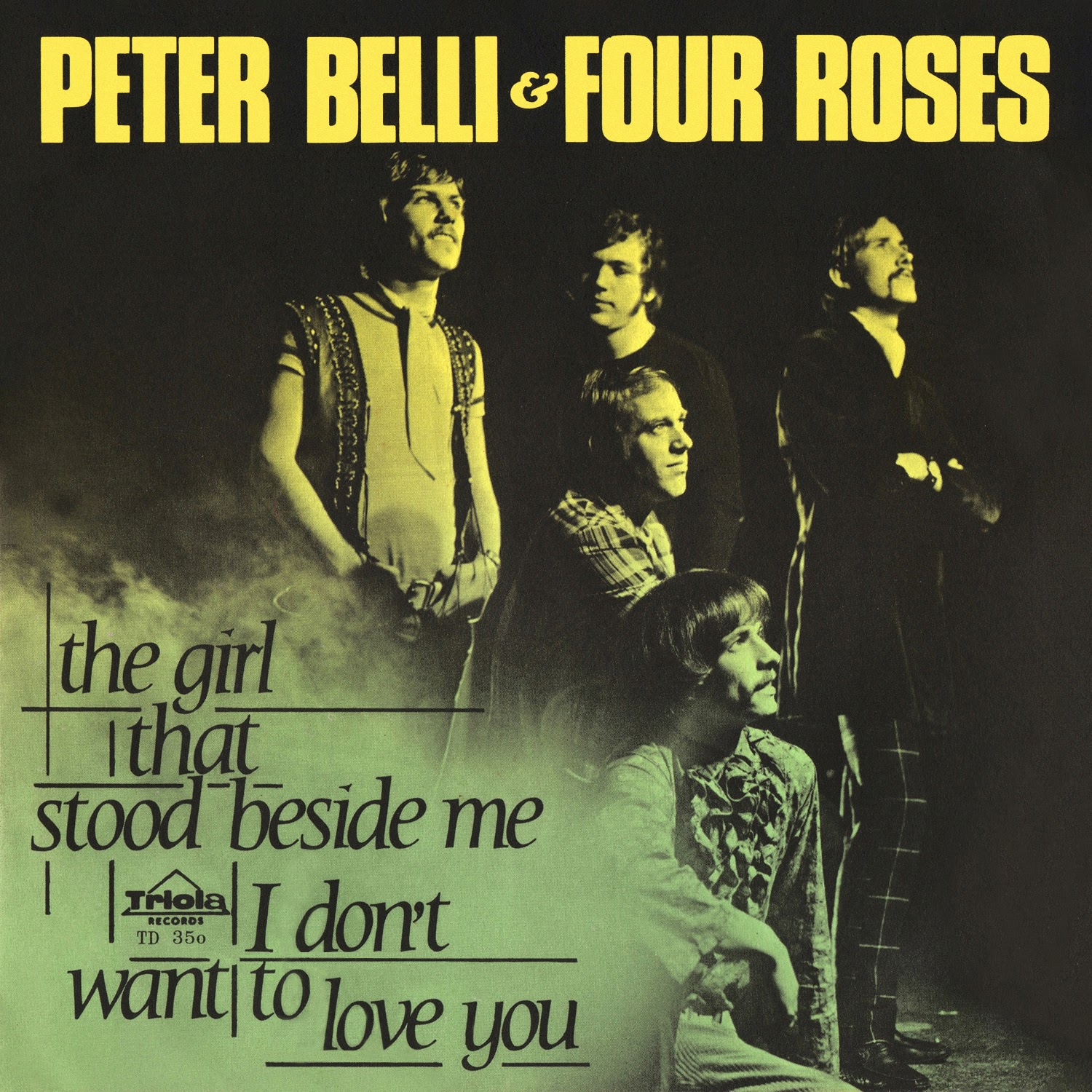 Peter Belli & Four Roses