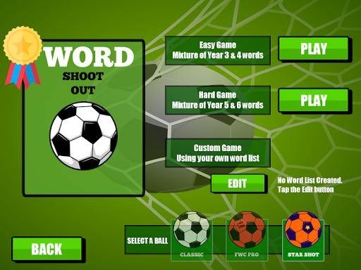 Football Word Cup - The Football Spelling Game 2.0 screenshots 7