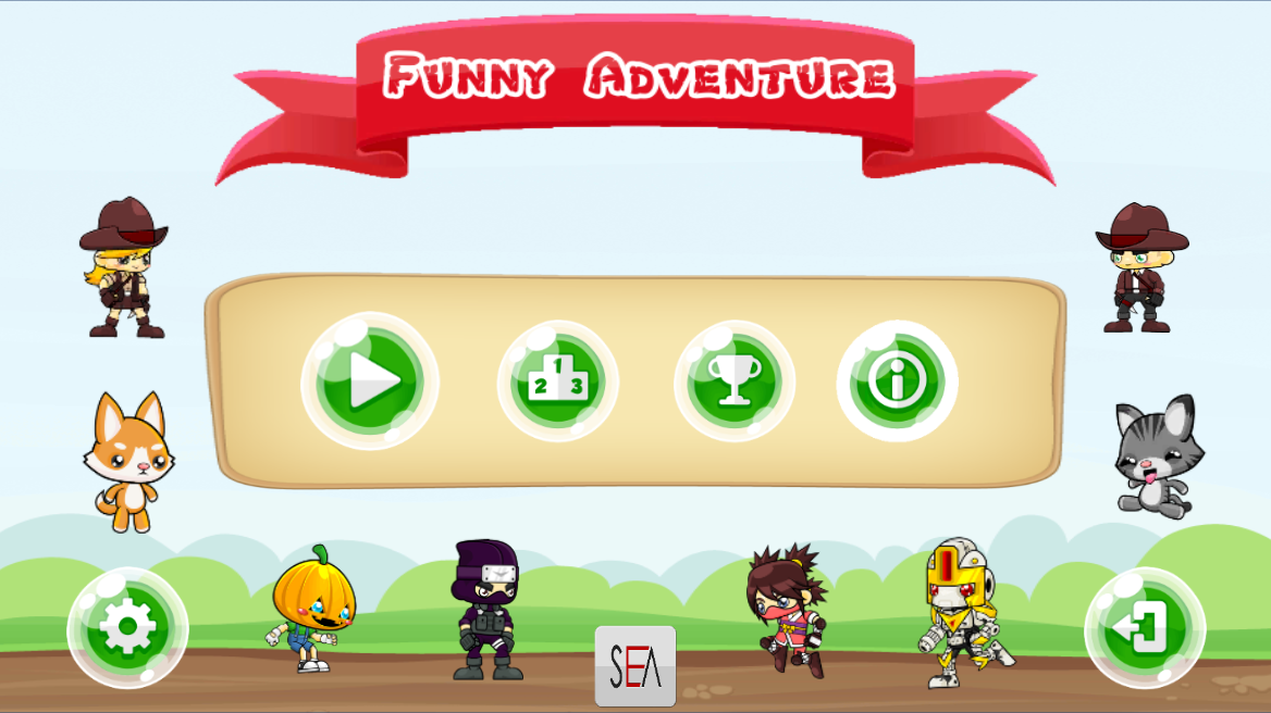 Funny Adventure- screenshot