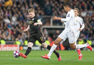 Ligue des champions : Quand la quarantaine menace le huitième de finale retour entre Manchester City et le Real Madrid