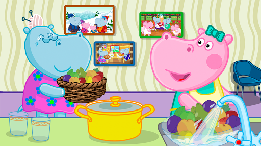 Cooking School: Games for Girls screenshots 6