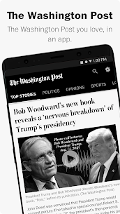 The Washington Post Classic v4.17.5 [Subscribed] APK 1
