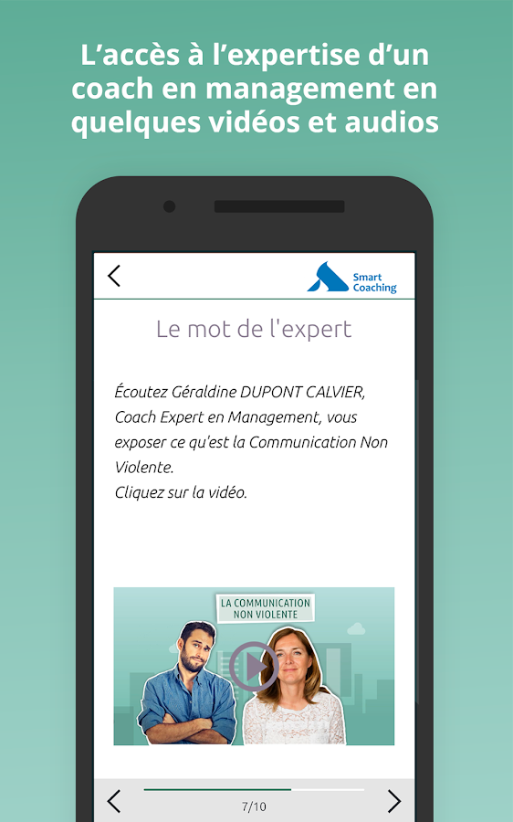 Mieux Manager- screenshot