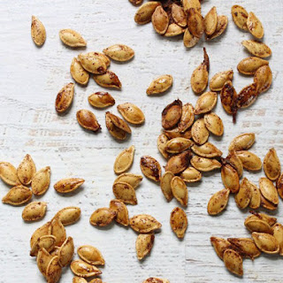 Cinnamon Maple Pumpkin Seeds With Crunch.