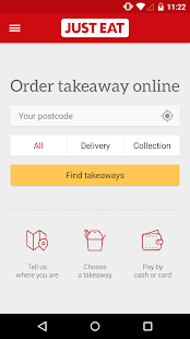 JUST EAT - Takeaway - screenshot thumbnail