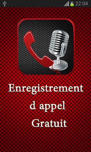 Enregistrement D'appel 2016