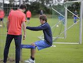 Tomas Pina est blessé au genou