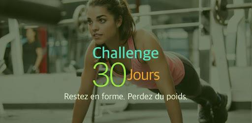 Fitness ChallengeAplicaciones Days Play en Google 30 thsdCQr