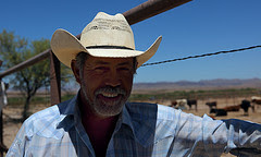 Photo: Onorio Orosco; Lajitas Stables; Terlingua