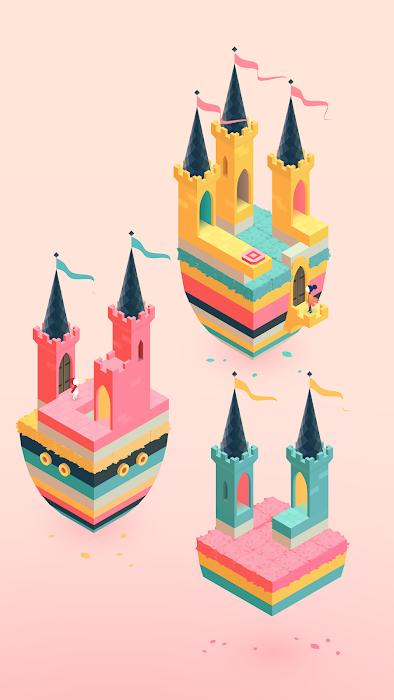 Monument Valley 2- screenshot