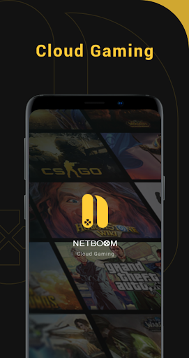 Netboom -Play Cloud Gaming 1.1.6 screenshots 1