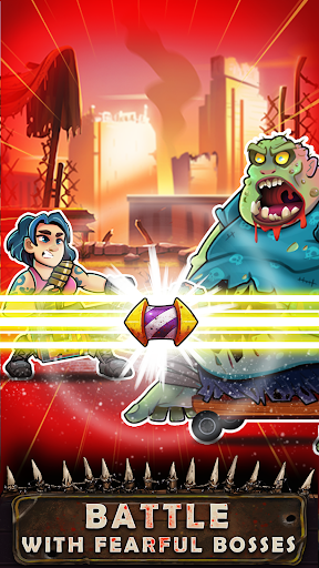 Zombie Puzzle - Match 3 RPG Puzzle Game 1.27.9 screenshots 3