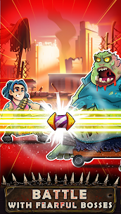 Zombie Puzzle – Match 3 RPG Puzzle Game MOD APK [1 HitKill] 3