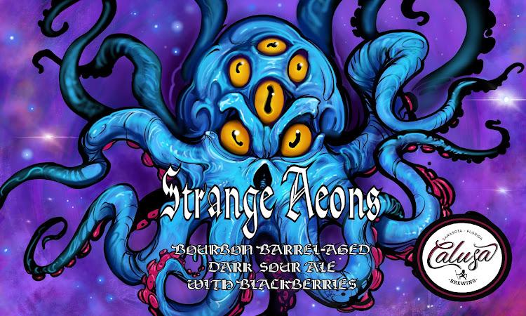 Logo of Calusa Strange Aeons