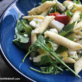 Greek-Inspired Pasta Salad
