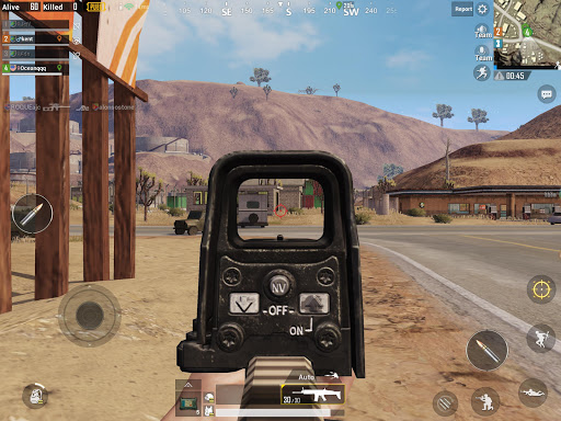 PUBG MOBILE  gameplay | by HackJr.Pw 14