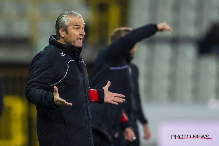 """Bernd Storck, philosophe: """"Rien à reprocher à mon équipe"""""""